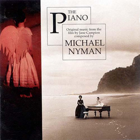 Michael Nyman - The Piano piano sheet music
